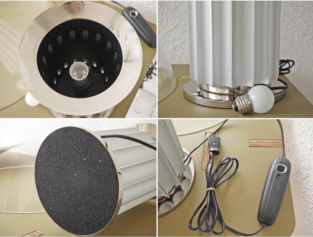 フロス FLOS タチア TACCIA テーブルランプ アキッレ・カスティリオーニ 白熱灯器具 60W×1 口金26 定価¥291,500- ◇