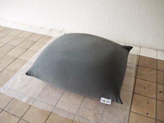 ヨギボー Yogibo ヨギボーミニ ビーズクッション ダークグレー 定価¥17,380 B ◇