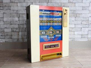 ロトマトパッシュ Rotomat Pasch スロットマシン ゲーム機 1960-70s ドイツビンテージ Dutch Vintage ジャンク品 ディスプレイ用 ●