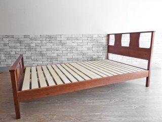 アクメファニチャー ACME Furniture ブルックス ベッドフレーム BROOKS BED セミダブル アメリカン ビンテージスタイル 定価\79,200- ●