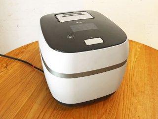 タイガー TIGER 土鍋圧力炊飯器 GRAND X THE炊きたて JPX-A101-KF フロストブラック 5.5合炊き 2016年製 ★