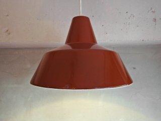ルイスポールセン Louis Poulsen ビンテージ ペンダントライト ホーロー THE WORK SHOP LAMP 北欧 デンマーク ♪