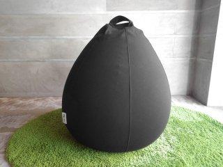 ヨギボー yogibo ポッド Pod 1人掛け ソファ ビーズクッション ブラック 定価:28,380円 美品 ♪