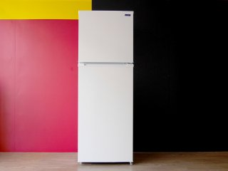 ヤマダ電機 ヤマダセレクト YAMADA SELECT ノンフロン冷凍冷蔵庫 YRZ-F23G-1 2019年製 225L 2ドア 右開き ●