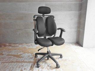 ハラチェア Hara Chair ニーチェ Nietzshe 分割シート バランスチェア 人間工学 リクライニング ロッキング デスクチェア ♪