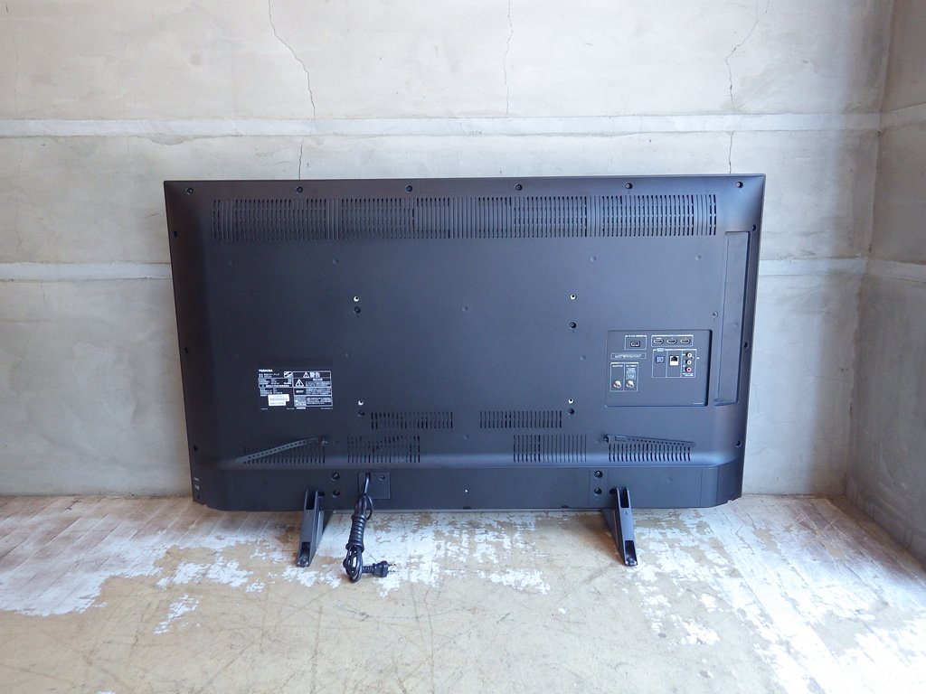 東芝 TOSHIBA レグザ REGZA 49型 液晶テレビ 49G20 ネット動画・4K対応 トリプルチューナー LED 2015年製 ♪