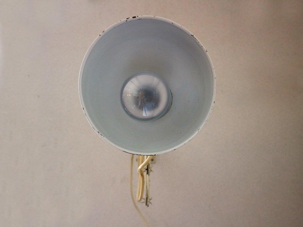 カイザーイデル KAISER IDELL 6718 ウォールランプ シザーランプ デスクライト 壁付け照明 オフホワイト 伸長式 クリスチャンデル ビンテージ 工業系 バウハウス ドイツ ◎