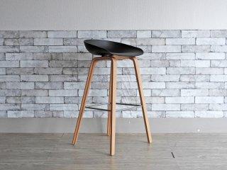 ヘイ HAY アバウトアスツール About a stool ブラック ハイスツール 北欧モダン デンマーク A ●