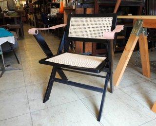 J-Furniture 吉村順三 Junzo Chair フォールディングチェア 折り畳み椅子 1977年 ●