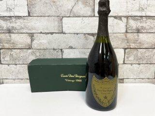 ドン ペリニオン Dom Perignon 白 1988年 シャンパン 750ml 12度 果実酒 未開封 元箱付き ●