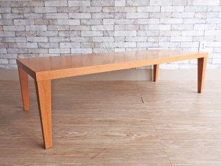 コバモク COVAMOC ローテーブル センターテーブル オーク材 ナチュラルモダン ●