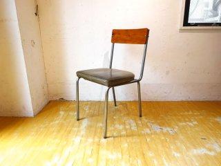 ジャーナルスタンダードファニチャー Journal standard furniture ブリストル レザー ダイニングチェア BRISTOL LEATHER ★