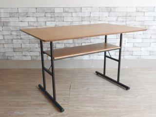 ジャーナルスタンダードファニチャー journal standard Furniture パクストン LDテーブル PAXTON LD TABLE ダイニングテーブル 定価 : ¥44,000- ●