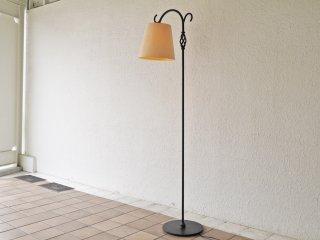 イデー IDEE ガスライトスタンダード Gaslight Standard フロアランプ アイアン クラシカルデザイン 廃番品 定価¥68,000- ◇