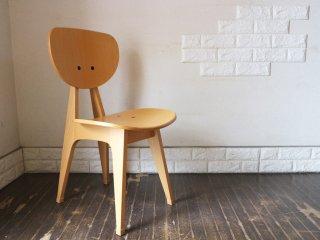 イデー IDEE ダイニングチェア ナチュラル DINING CHAIR Natural 長大作 食卓椅子 ジャパニーズモダン  C ◎