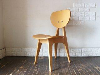 イデー IDEE ダイニングチェア ナチュラル DINING CHAIR Natural 長大作 食卓椅子 ジャパニーズモダン  B ◎