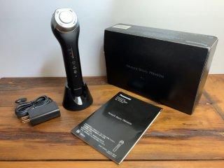 パナソニック Panasonic RF 美顔器 EH-XR20 Panasonic Beauty PREMIUM 未使用 定価49,500円 ◎