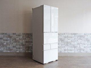 東芝 TOSHIBA FDシリーズ VEGETA 462L 冷凍冷蔵庫 GR-P460FD グランホワイト 2018年製 ●