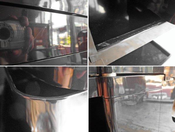 ビーライン B-LINE ボビーワゴン BOBY WAGON ブラック 3段3トレー ジョエ・コロンボ Joe Colombo イタリア MoMA メトロクス 正規品 ミッドセンチュリー ♪
