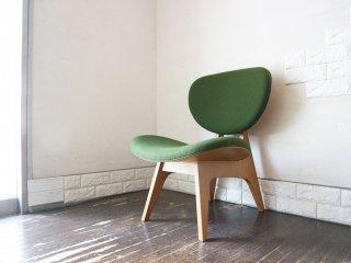 天童木工 Tendo 中座椅子 ロー チェア 長大作 坂倉準三建築研究所 ラウンジ チェア ◎
