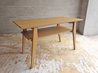 ウニコ unico メイソン カフェテーブル MASON cafe table コーヒーテーブル USビンテージスタイル 美品 ♪