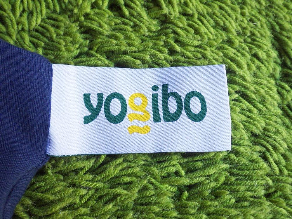 ヨギボー yogibo ロールマックス Roll Max ビーズソファ ビーズクッション 抱き枕 ネイビー 定価16,500円 ♪