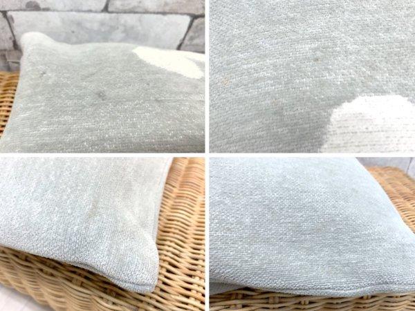 クリッパン × ミナペルホネン KLIPPAN × mina perhonen choucho クッション シュニールコットン ラトビア製 オーガニックコットン 綿100% スウェーデン ●