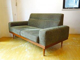 パシフィックファニチャーサービス Pacific furniture service P.F.S スタンダードC STANDARD C 2P LOVE 2人掛けソファ ATT Khaki ★