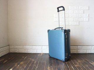 グローブトロッター GLOBE TROTTER キャリーケース スーツケース キャリーオン 2ホイール 限定モデル 「ザ・ウォールペーパー」 イギリス 参考価格14万 ◎