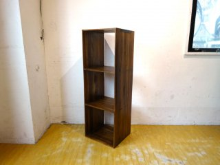 アクメ ファニチャー ACME furniture トロイ TROY オープンシェルフ 3段 Lサイズ 飾り棚 収納棚 AVボード A4対応 A ★