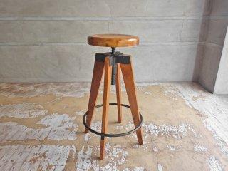 ジャーナルスタンダードファーニチャー journal standard Furniture シノン ハイスツール ウッド CHINON HIGH STOOL WOOD 定価35,200円 ♪
