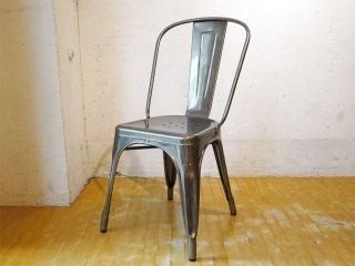 トリックス TOLIX エーチェア A-chair スタッキングチェア ガルバナイズド グザビエ・ポシャール インダストリアル 工業系 フランス A ★