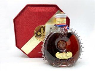レミーマルタン REMY MARTIN ルイ13世 LOUIS X� 700ml ブランデー ベリーオールド  バカラクリスタル コニャック 古酒 40度 未開封 元箱付き  ●