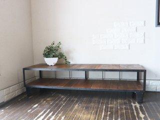 ジャーナルスタンダードファニチャー Journal Standard Furniture カルビ CALVI TVボード L AVボード  ◎