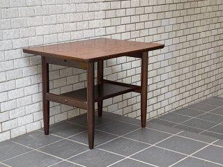 ジャパンビンテージ Japan Vintage コーヒーテーブル センターテーブル メラミントップ天板 レトロ 日本家具 ■