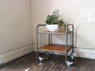 ジャーナルスタンダードファニチャー journal standard Furniture ジェントカート GENT CART Sサイズ サイドワゴン インダストリアル ◎