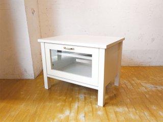 モモナチュラル momo natural シエル CIELE テレビ台 AVボード W60cm パイン材 ホワイト ★