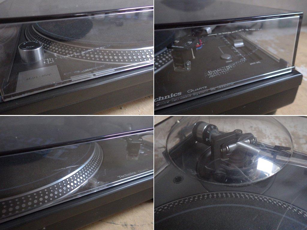 テクニクス Technics ターンテーブル SL-1200MK5 ブラック レコードプレイヤー DJ機器 ♪