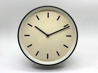 レムノス Lemnos MONO clock 掛け時計 ウォールクロック 奈良雄一デザイン ●