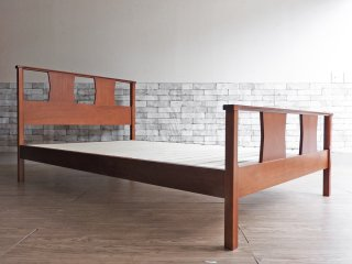 アクメファニチャー ACME Furniture ブルックス ベッドフレーム BROOKS BED セミダブル アメリカンビンテージスタイル 定価¥79,200- ●