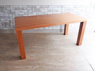 モーダエンカーサ moda en casa クラブ 160 テーブル club 160 table ウォールナット ダイニングテーブル ●