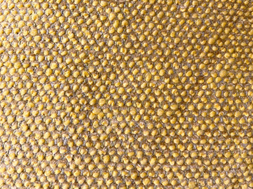 ザ コンランショップ THE CONRAN SHOP クッション 4個セット クヴァドラ Kvadrat サファイア イエロー 中綿新調済み ●