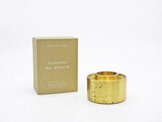 アディションスタジオ ADDITION STUDIO オイルバーナー ASTEROID OIL BURNER オイルディフューザー アロマ キャンドル 真鍮 箱付 オーストラリア ●