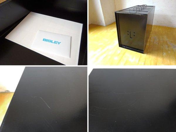 ビスレー BISLEY ベーシック BASICシリーズ 29/6 A4 デスクキャビネット ブラック 6段 オフィス家具 英国★