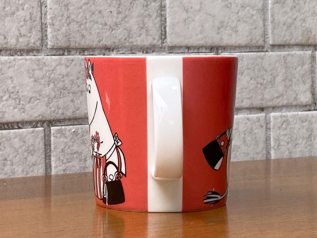 アラビア ARABIA ムーミン マグ カップ ムーミンママ Moomin mama 廃盤モデル 北欧食器 ■