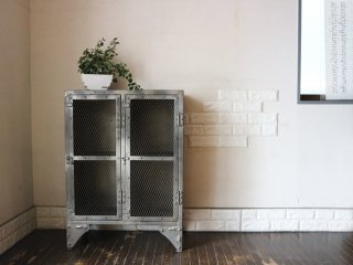 ジャーナルスタンダード ファニチャー journal standard Furniture ギデル GUIDEL メッシュロッカー ローキャビネット Jsf ◎