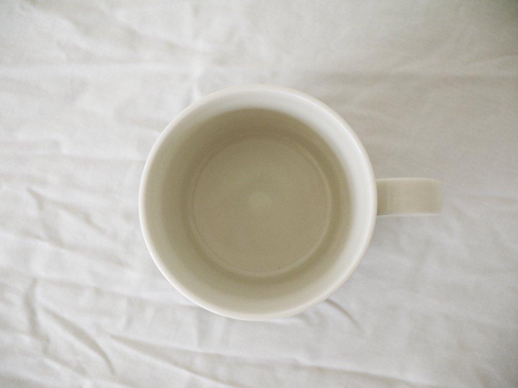 ミナペルホネン × イッタラ mina perhonen × iittala マグカップ 2008年 伊勢丹限定 希少品 北欧食器 元箱付き ◇
