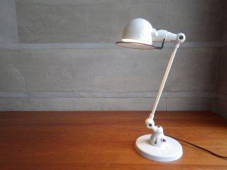 ジェルデ Jielde 303 シグナルデスクランプ Signal Desk Lamp ホワイト フランス 参考価格34,100円 P.F.S 取扱い ♪