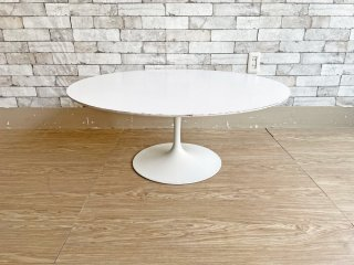 ノル Knoll チューリップ テーブル ラウンドセンターテーブル エーロ・サーリネン Eero Saarinen ミッドセンチュリー ノール ●