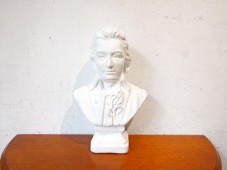 モーツアルト 胸像 クラシック音楽家 彫刻石膏像 装飾 西洋彫刻 洋風インテリア ホームデコ  ★